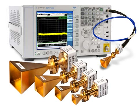 Spectrum Analyzer Extension ModulesExpanding your existing Spectrum Analyzer capabilities these harmonic mixers are compatible with spectrum analyzers that offer an external mixer option. Ranging from 50 to 325 GHz we also offer accessories such as diplexers, as needed for particular SPAs, and electronic data for use with Keysight's PXA.